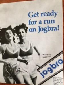 Jogbra Ad